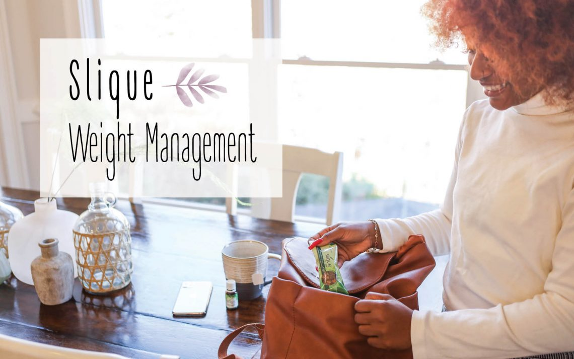 weight management with essential oils