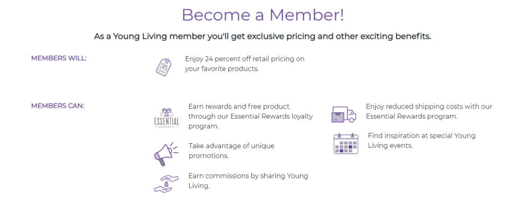 How to get started, become a member