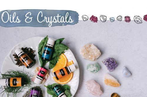 Oils and Crystals